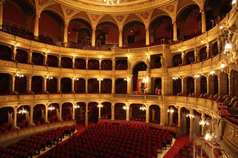 Hungarian State Opera House: Best Budapest Dentist .com