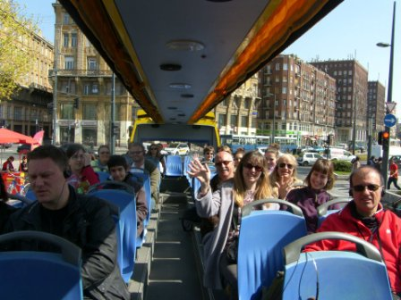 Sightseeing tours in Budapest