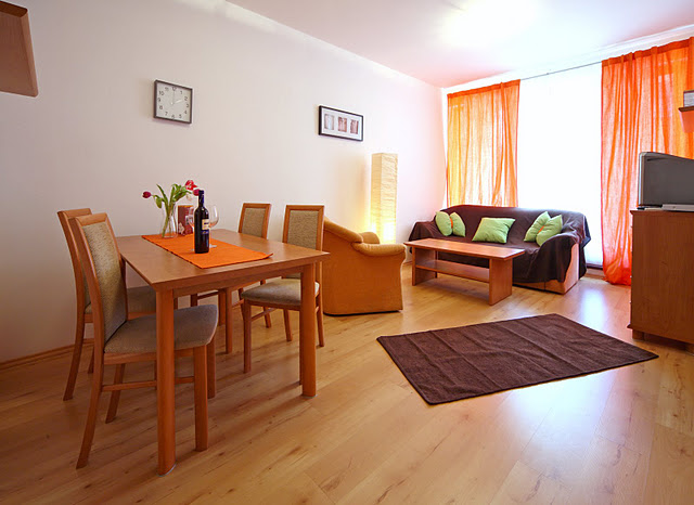 Opera Residence Budapest - two bedrooms apartment